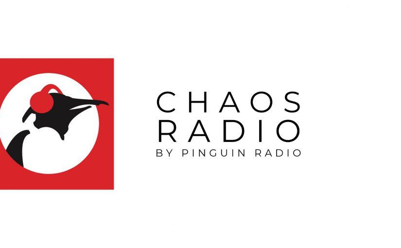 Vanavond om 20:00 uur CHAOS Music Magazine Radio #22